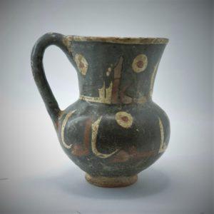 Nishapur pottery jug