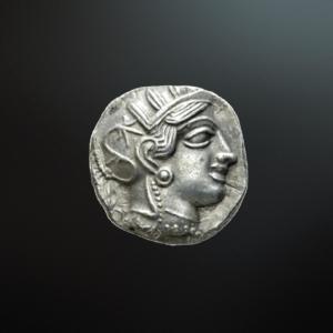 Attica, Athens Tetradrachm