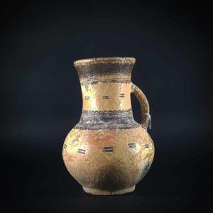 Large Islamic Mamluk Pottery Jug