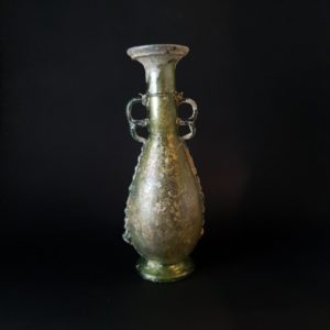 Roman Glass Amphoriskos