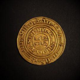 Jerusalem, Crusader gold Coin