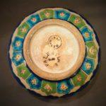 Old Armenian Ceramic bowl
