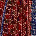 A Palestinian Thobe Abayad Dress, Ramla