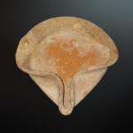 Judaea, Iron Age oil lamp