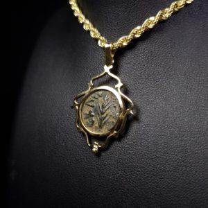 Bronze Coin Of Festus