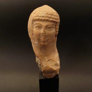 bust of Astarte